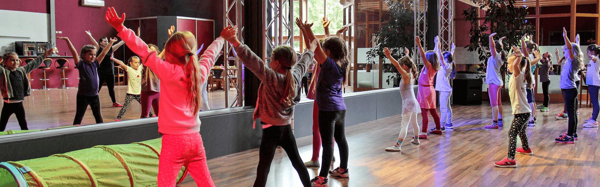 Kristinas kleine Tanzschule